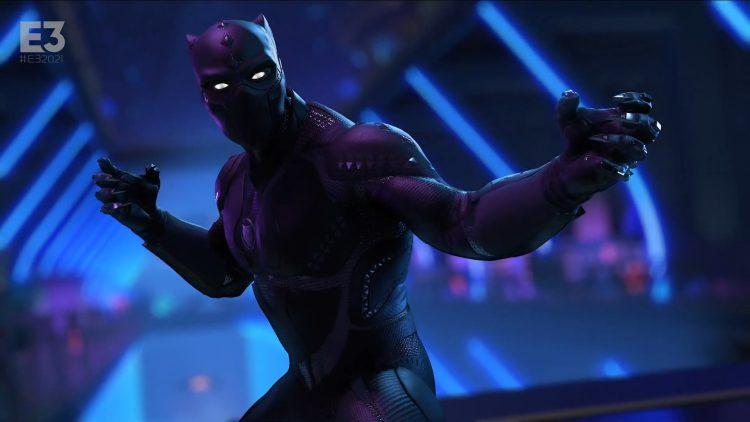 Marvel Avengers War For Wakanda Black Panther
