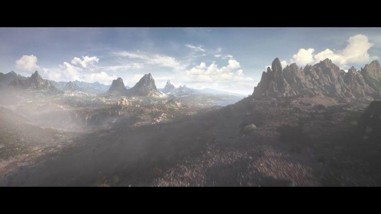 The Elder Scrolls 6 design environment