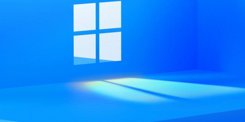 Microsoft Windows 11 Sun Valley Event