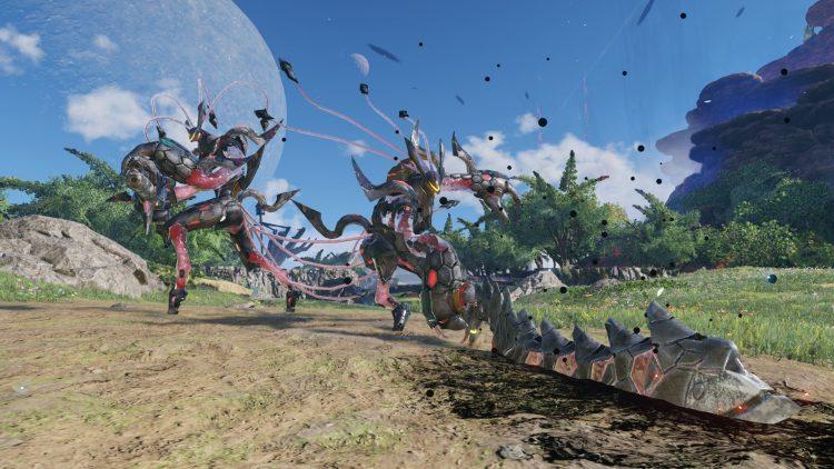 Phantasy Star Online New Genesis Launch Release Pc 1