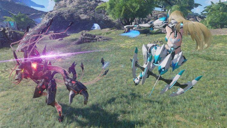 Phantasy Star Online New Genesis Launch Release Pc 2