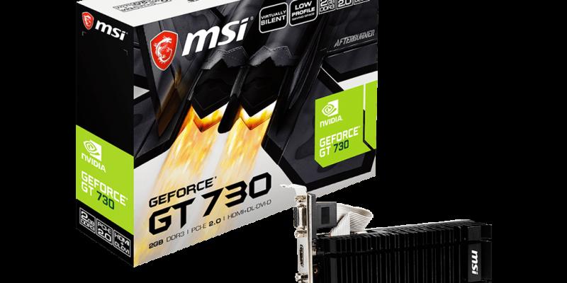MSI GT 730