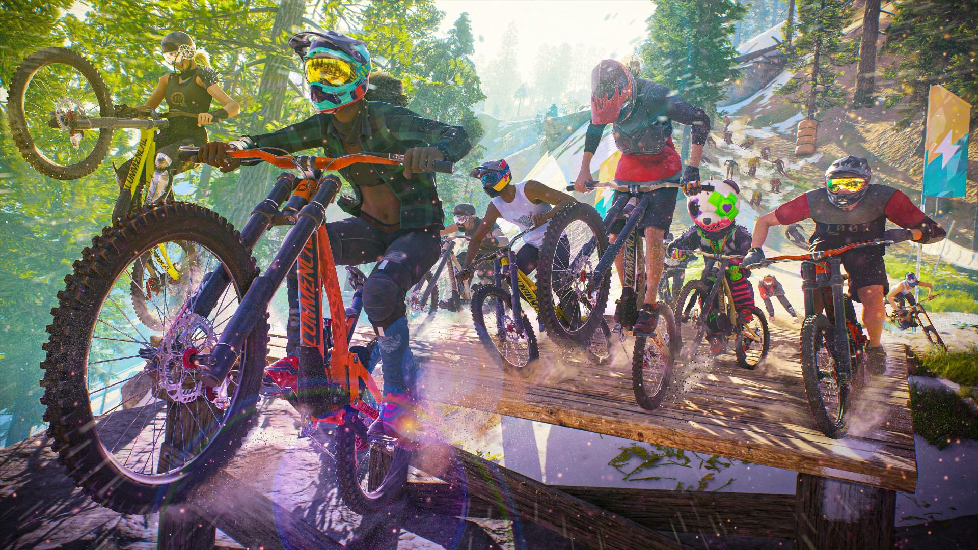 Ubisoft reveals Riders Republic launches September 2