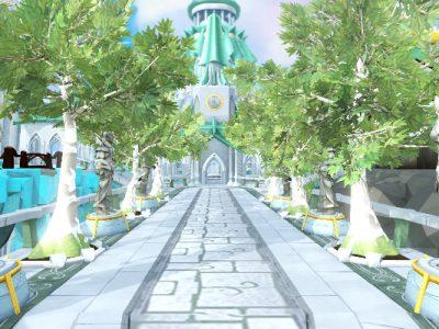 Runescape Interview Prifddinas Entrance Feature tick rate