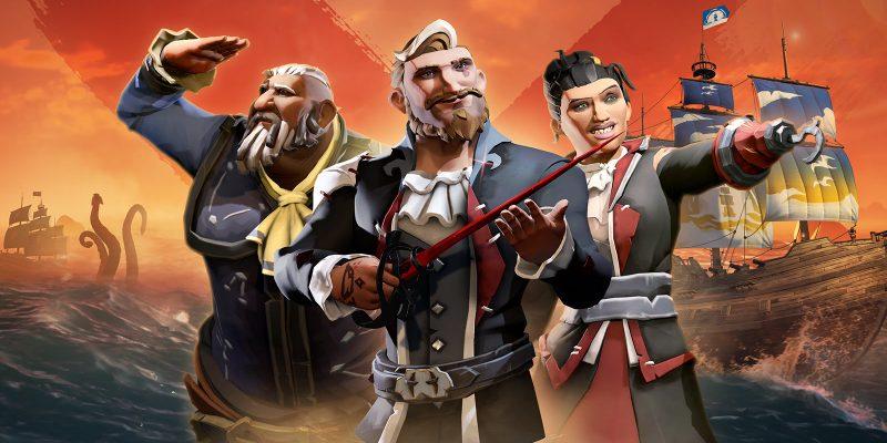 Sea Of Thieves Season Three Rewards Jack Sparrow Crossover Pirates Of The Caribbean Feat