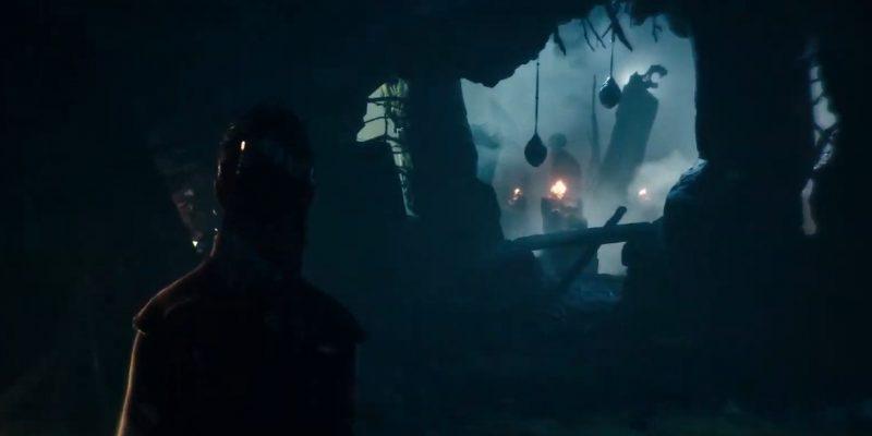 Senua's Sacrifice Hellblade Ii Iceland Behind The Scenes Trailer iceland