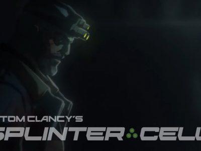 Splinter Cell Anime Netflix John Wick Reveal