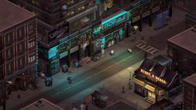 Shadowrun Trilogy GOG.com Summer Sale street