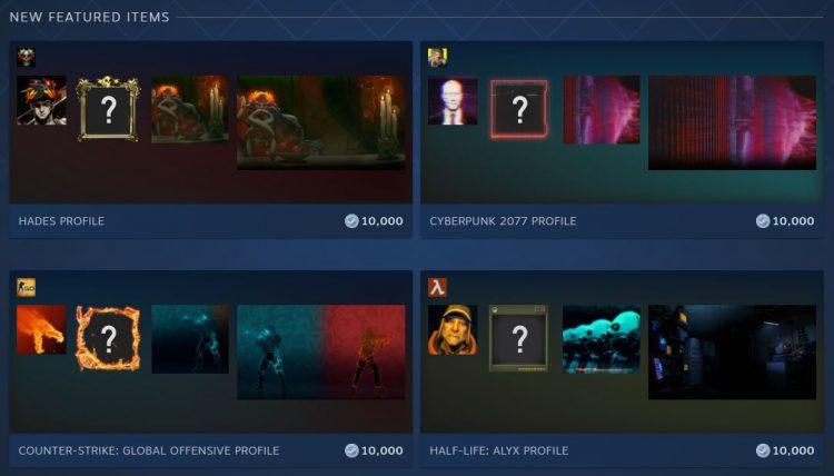 Steam Summer Sale 2021 Live Micro Adventure Minigame Profiles