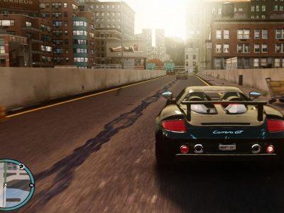 Grand Theft Auto 6 leaker car sun