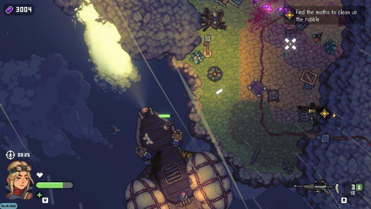 Black Skylands preview gameplay