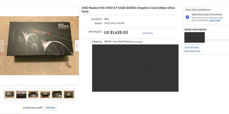 6900 Xt For Sale Ebay