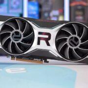 RX 6600 XT tease