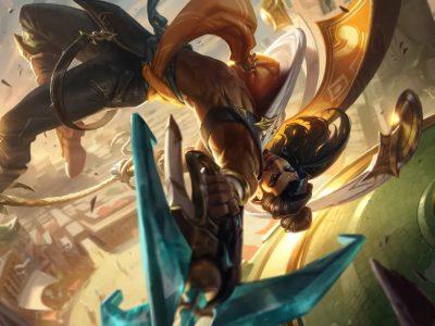 League of Legends new champion Akshan