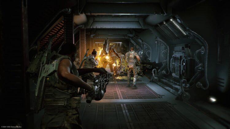 Aliens Fireteam Elite Preview 2