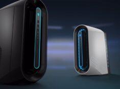 Alienware Aurora PCs shipping