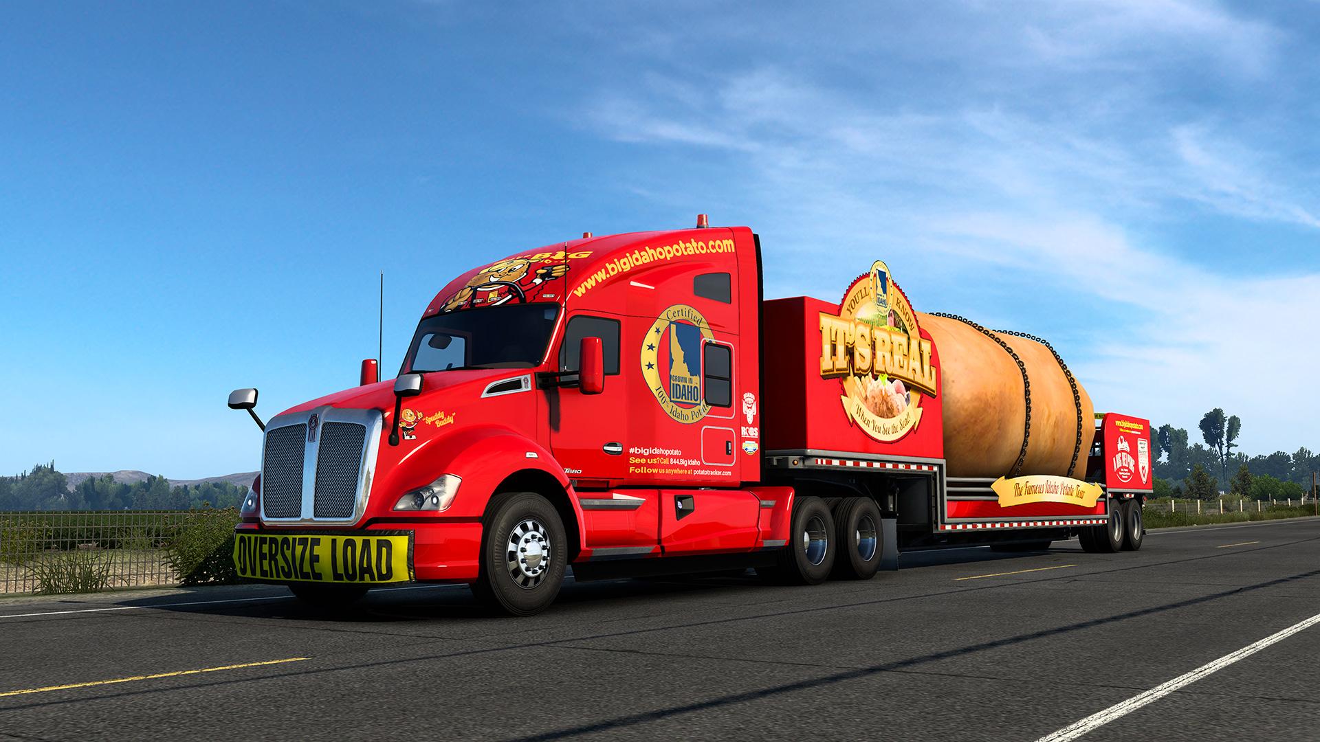 American SABIN gamers now want to drag big potatoes in Idaho