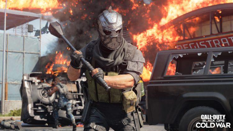 Black Ops Cold War Nuke