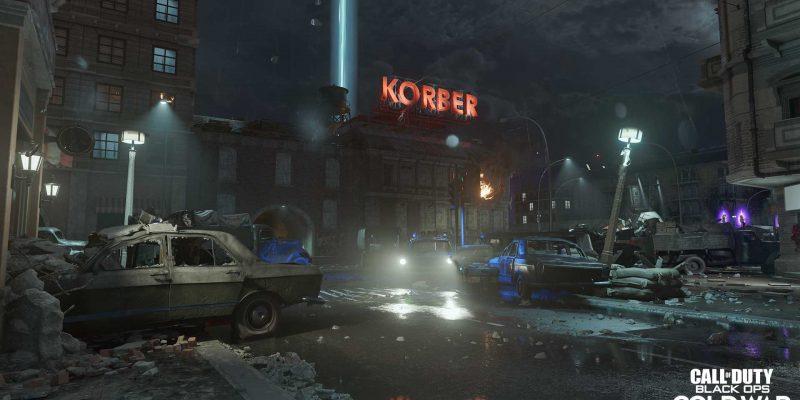 Black Ops Cold War Zombies Mid Season Update.