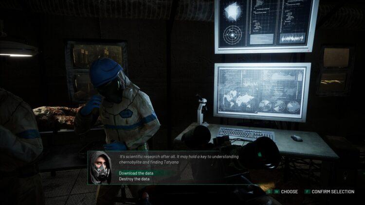 Chernobylite Black Stalker Investigation Clues Guide 2