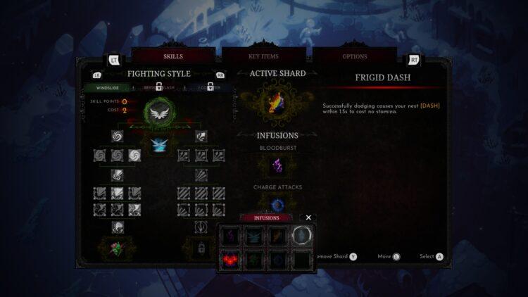 Eldest Souls Best Skills Fighting Styles Windslide Builds Boss Shards Guide 2