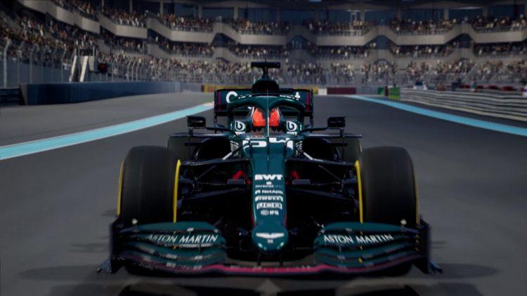 F1 2021 Руководство по точкам торможения Сюжетный режим Цели гонки Эйден Джексон Каспер Аккерман 2b