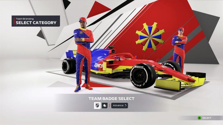 F1 2021 Myteam Guide Лучшие спонсоры Водитель двигателя Признание товарища по команде 1