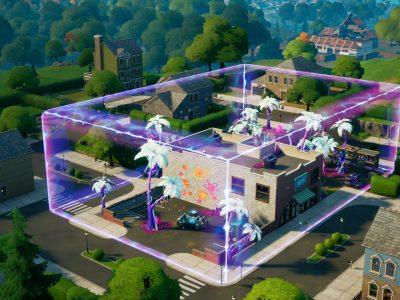 Fortnite Map Changes