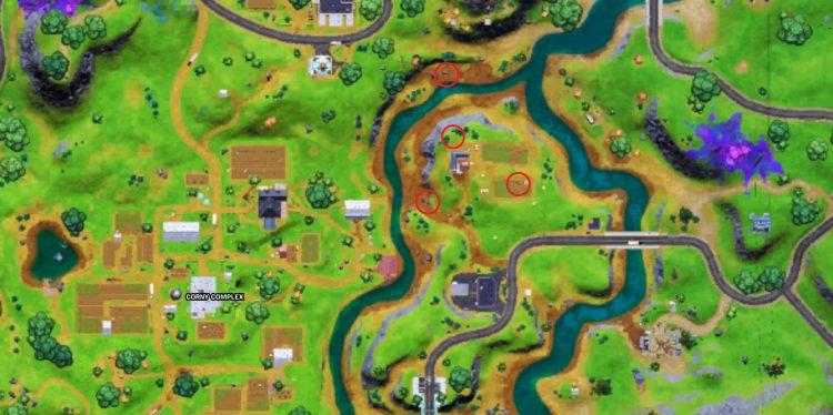 Fortnite Search Farm For Clues