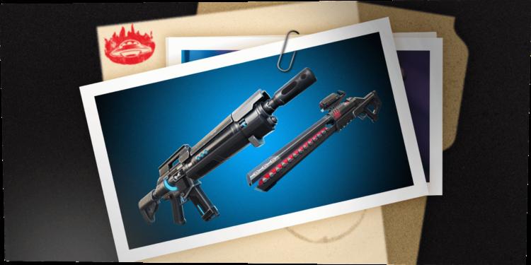 Fortnite Weapon Mods season 7 invasion guide new io alien guns