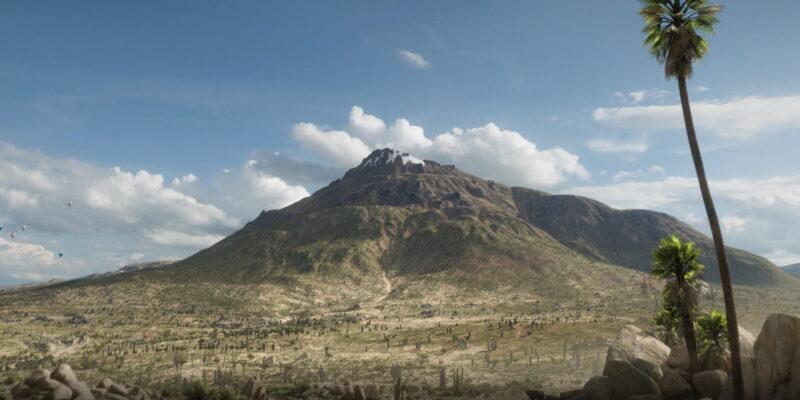 Forza Horizon 5 Volcano