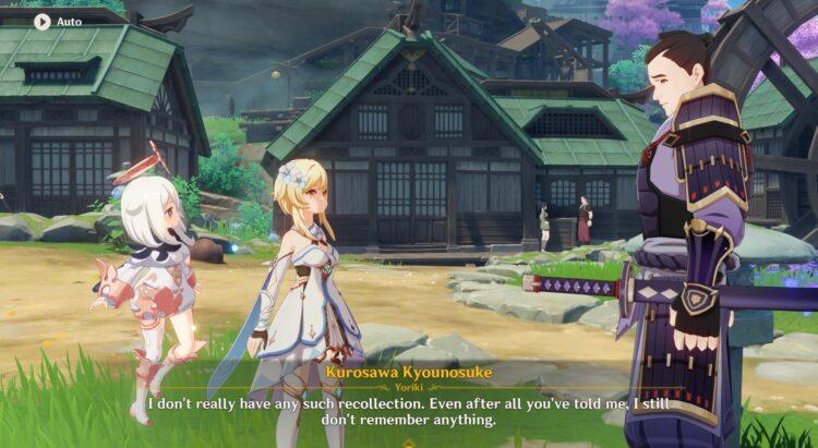 Genshin Impact Inazuma Archon Quest Guide Акт I Неподвижный Бог и Вечная Евфимия 1c