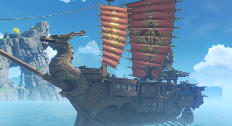 Genshin Impact Inazuma Archon Quest Guide Акт I Неподвижный Бог и Вечное Евфимия Feat
