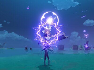 Genshin Impact Kannazuka Luxurious Chest Guide Inazuma Tatarasuna Electro Barrier Puzzle 2a