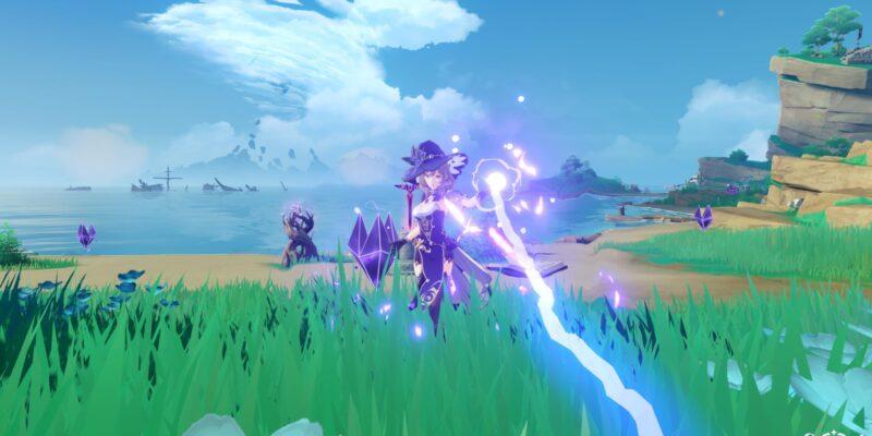 Genshin Impact Thunder Sojourn Weaving Lightning Event Challenge Guide