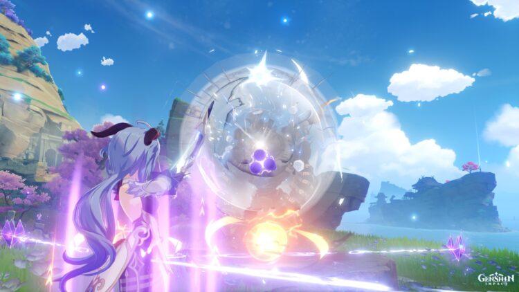 Genshin Impact Thunder Sojourn Weaving Lightning Event Challenge Guide 1a