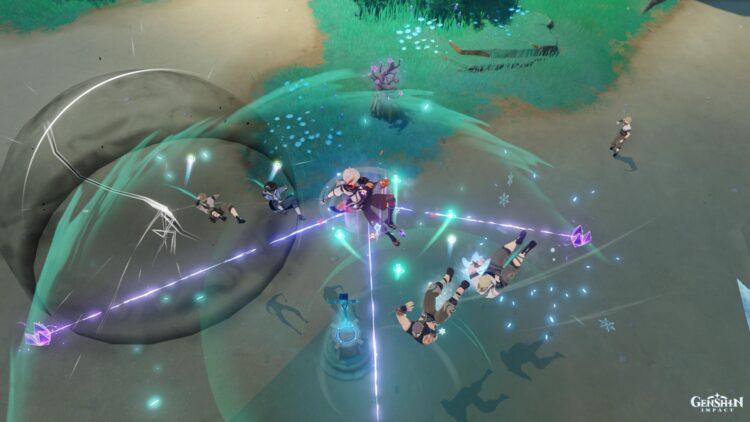 Genshin Impact Thunder Sojourn Weaving Lightning Event Challenge Guide 1b