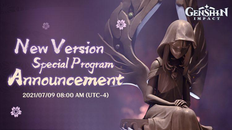 Genshin Impact Version 2.0 Livestream