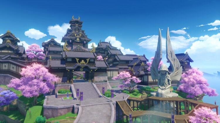 Genshin Impact Version 2.0 Inazuma Update What's New Immovable God Eternal Euthymia Guide Ayaka Yoimiya Baal 2