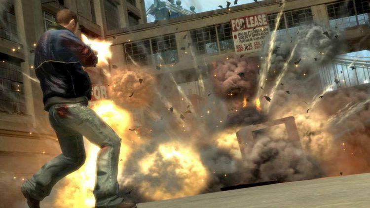 Grand Theft Auto 6 leaker 4 firefight