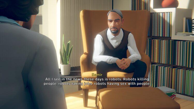 Last Stop Review samir gameplay john donna meena