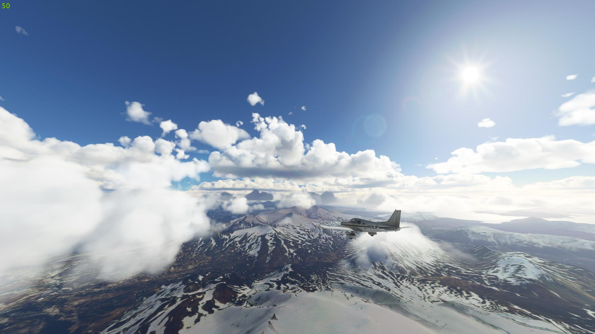 Microsoft Flight Simulator — PC performance sees improvement thanks to Xbox release