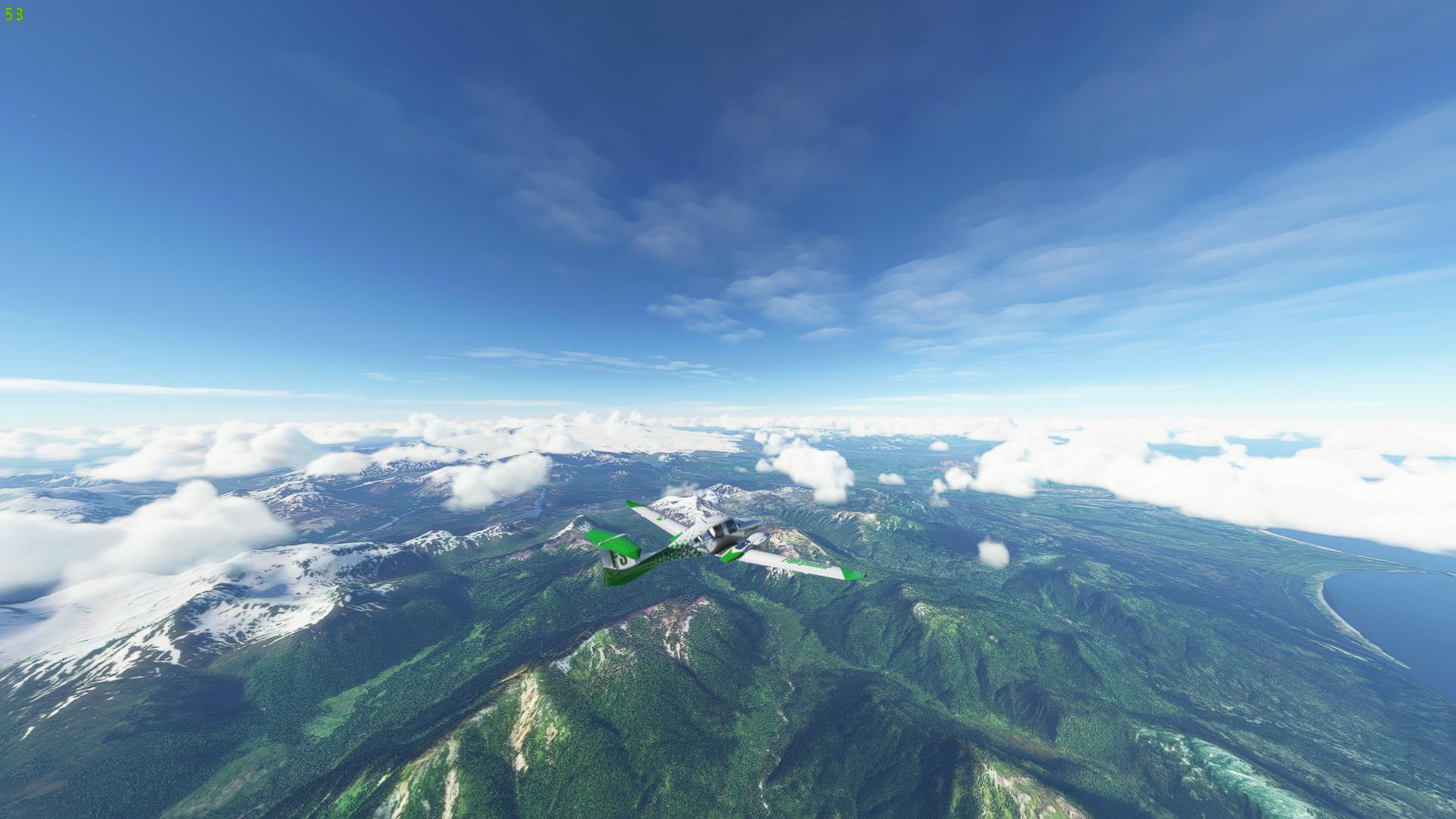 Microsoft Flight Simulator After Sim Update V 4