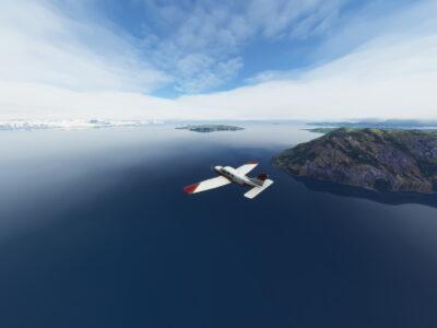 Microsoft Flight Simulator Just Flight Piper Warrior Ii Alaska Waters