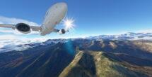 Microsoft Flight Simulator Sim Update V