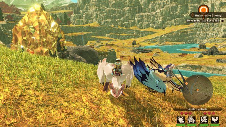 Monster Hunter Stories 2 Wings Of Ruin Monster Dens Eggs Rarity Best Genes Rite Of Channeling Guide 1b