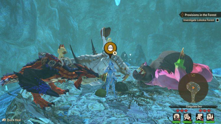 Monster Hunter Stories 2 Wings Of Ruin Monster Dens Eggs Rarity Best Genes Rite Of Channeling Guide 2a