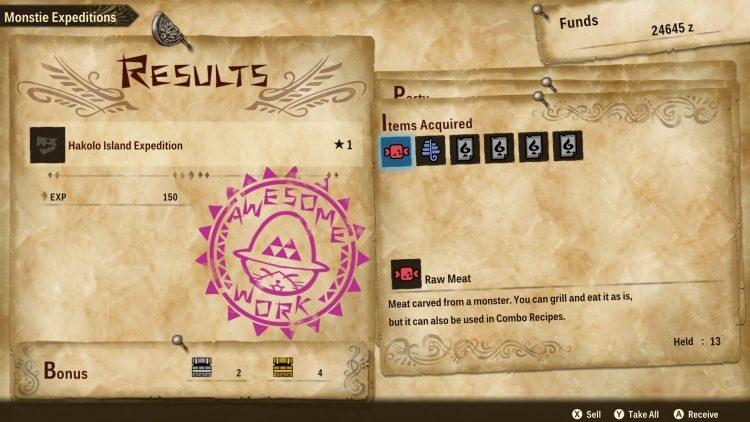 Monster Hunter Stories 2 Wings Of Ruin Руководство по повышению уровня экспедиций Monstie 1b