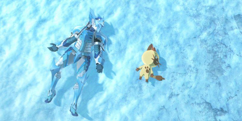 Monster Hunter Stories 2 Wings Of Ruin Frostbite Zamtrios Armor Lagombi Armor Hot Mist