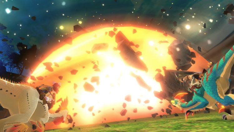 Monster Hunter Stories 2 Combat Explanation 1